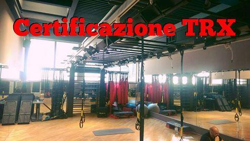 Graziano Noviello Istruttore Certificato TRX Genova