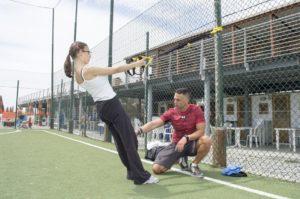 Graziano Noviello Personal Trainer Lezioni TRX Genova