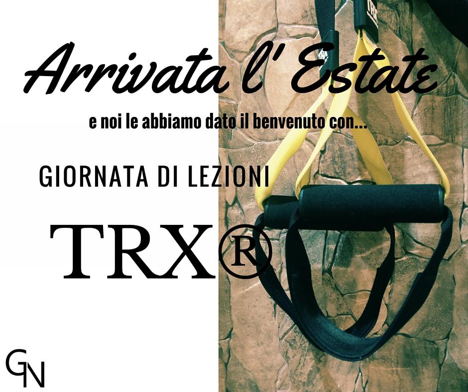 Graziano Noviello Personal Trainer Giornata Lezioni TRX® Estive a Genova