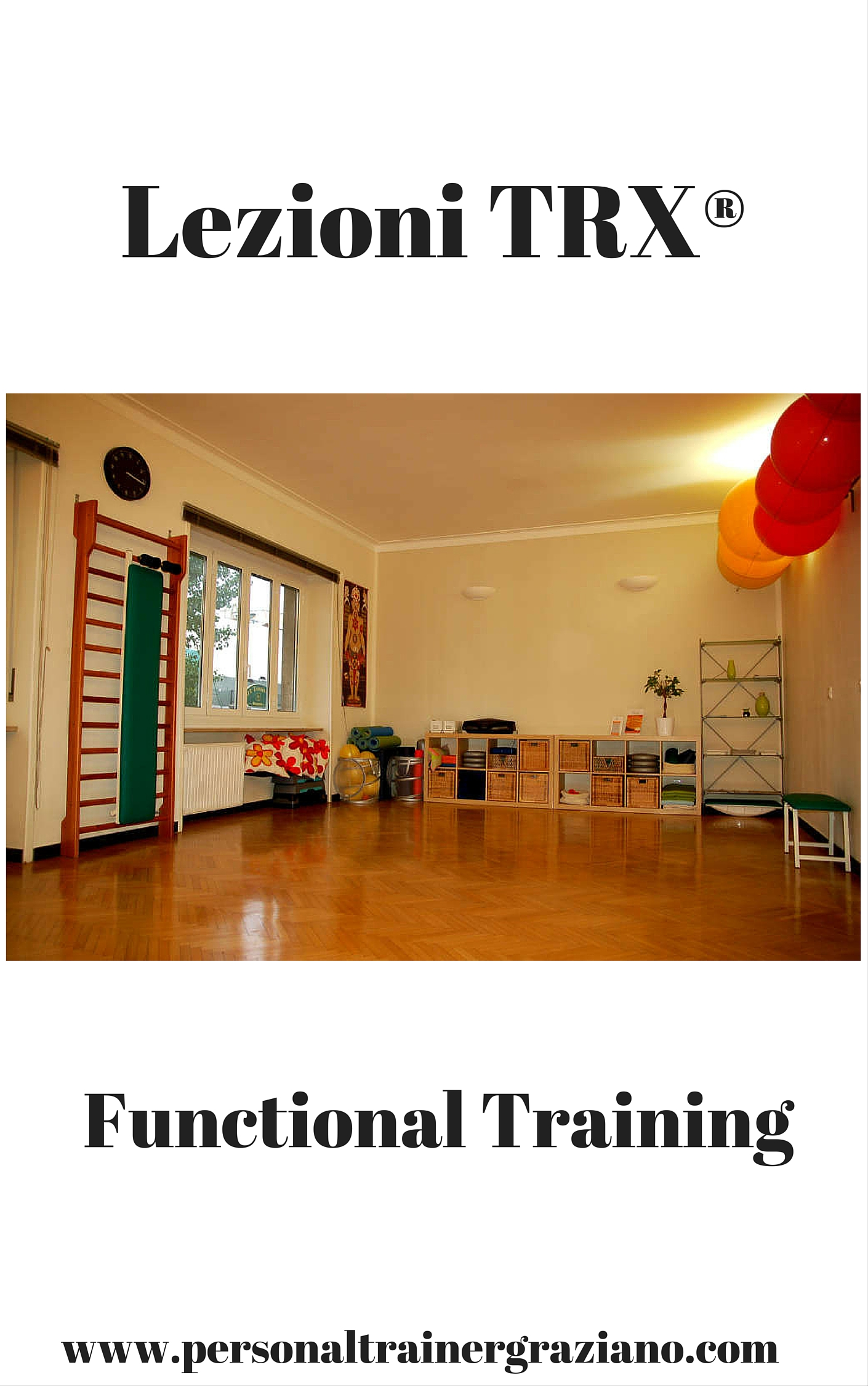 Graziano Noviello Personal Trainer Giornata Lezioni TRX® Functional Training Genova