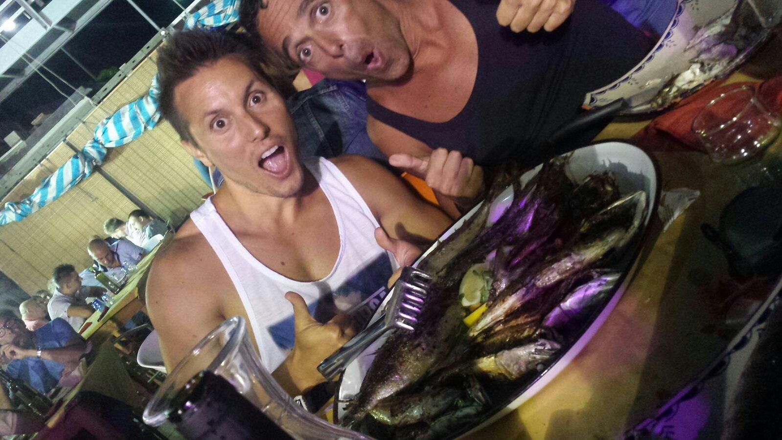 Graziano Noviello Personal Trainer Genova Nutrizione Pesce Omega 3