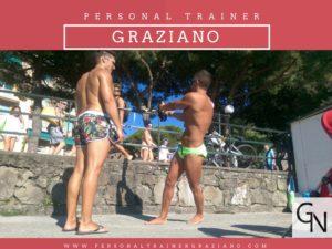 Graziano Noviello Personal Trainer Genova