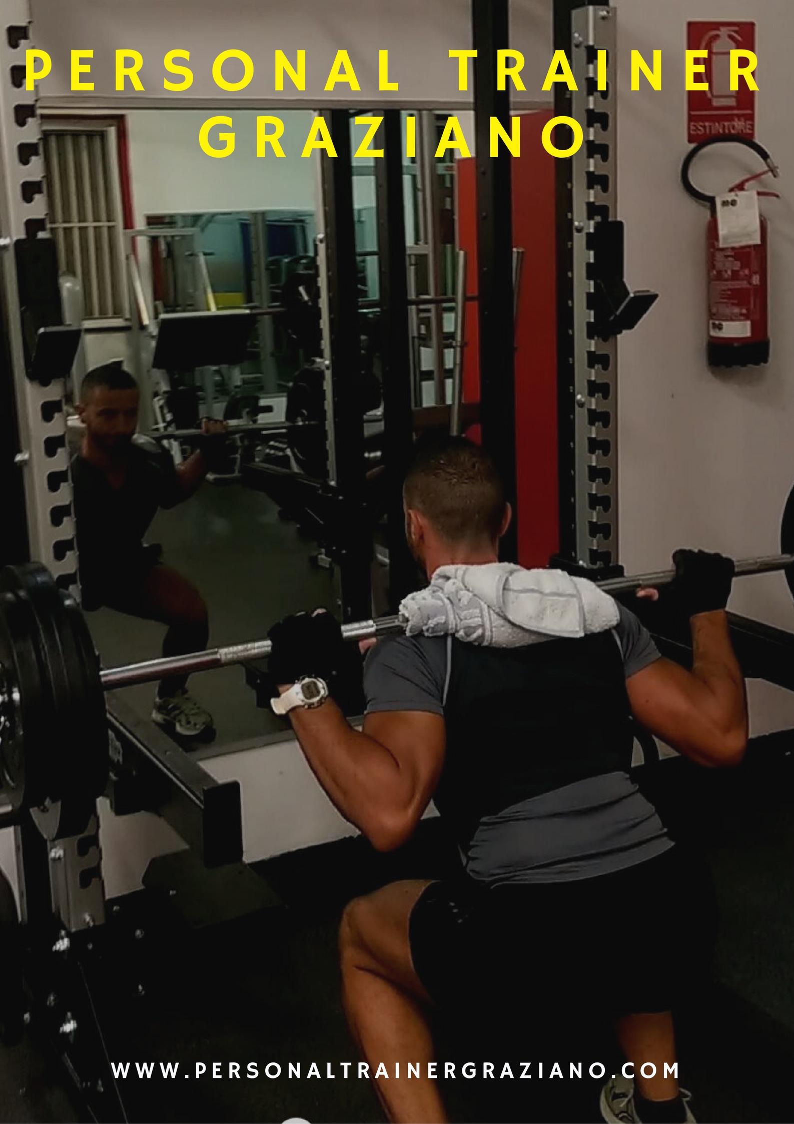 Personal Trainer Genova Graziano Noviello Squat