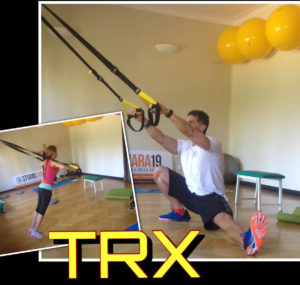 Graziano Noviello Personal Trainer Genova TRX