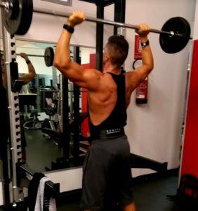 Fisico muscoloso, allenamenti personalizzati