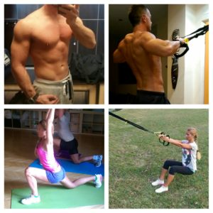 Personal Trainer, Functional Training, TRX®
